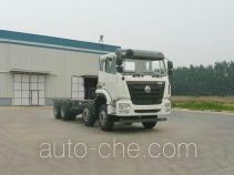 豪瀚牌ZZ1325N3263E1K型载货汽车底盘