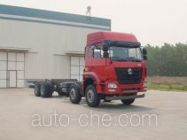 Sinotruk Hohan ZZ1325N4663D1K truck chassis