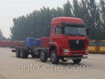 豪瀚牌ZZ1325N4663E1K型载货汽车底盘