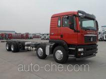 汕德卡牌ZZ1326N466GD1型载货汽车底盘