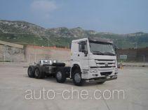 豪沃牌ZZ1327N3267D1型载货汽车底盘