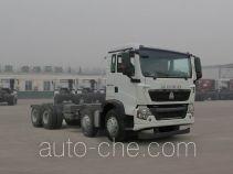 豪沃牌ZZ1327N326GD1型载货汽车底盘