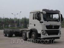 豪沃牌ZZ1327N466GD1型载货汽车底盘