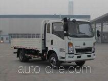 豪沃牌ZZ2047E3425D141型越野载货汽车