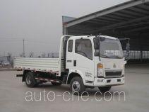 豪沃牌ZZ2047F3325E145型越野载货汽车