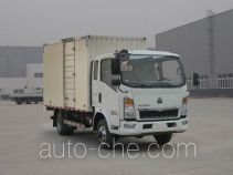 Sinotruk Howo ZZ2047XXYE3425D145 cross-country box van truck