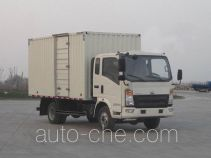 Sinotruk Howo cross-country box van truck