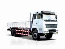 斯达-斯太尔牌ZZ2256M4656F型越野载货汽车