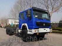 Sinotruk Howo ZZ2257N4657D5 off-road truck chassis