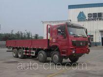 豪沃牌ZZ2317N3877D1型越野载货汽车