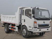 黄河牌ZZ3047E3514D143型自卸汽车