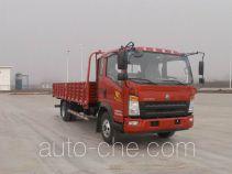 豪沃牌ZZ3047F341BE143型自卸汽车