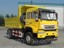 斯达-斯太尔牌ZZ3121K451GD1型自卸汽车