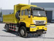 斯达-斯太尔牌ZZ3121K471GD1型自卸汽车
