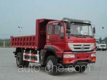 黄河牌ZZ3124K4416C1型自卸汽车