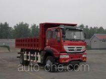 黄河牌ZZ3124K4716C1型自卸汽车