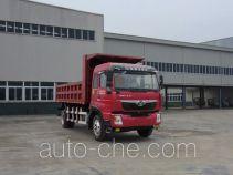 豪曼牌ZZ3128K10DB0型自卸汽车