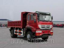 黄河牌ZZ3144G3916C1型自卸汽车