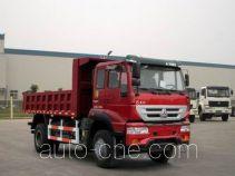 黄河牌ZZ3144K3916C1型自卸汽车
