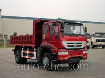 黄河牌ZZ3164K3916C1型自卸汽车