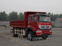 黄河牌ZZ3164K4716C1型自卸汽车