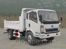 黄河牌ZZ3167G3615C1型自卸汽车