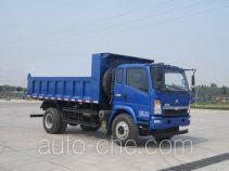 黄河牌ZZ3167G4015D1型自卸汽车