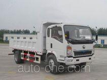 黄河牌ZZ3167G4215C1型自卸汽车