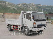 黄河牌ZZ3167K4015C1型自卸汽车