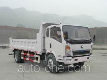 黄河牌ZZ3167K4115C1型自卸汽车