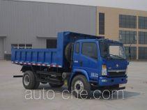 黄河牌ZZ3167K4115D1型自卸汽车