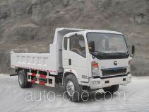 黄河牌ZZ3167K4215C1型自卸汽车