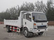 黄河牌ZZ3167K4415C1型自卸汽车