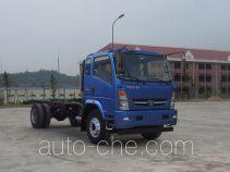Homan ZZ3168E17DB2 dump truck chassis