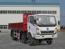 黄河牌ZZ3207K42C5C1S型自卸汽车