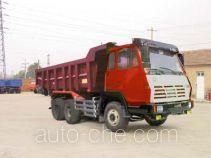 斯达-斯太尔牌ZZ3251BM324型公矿自卸汽车