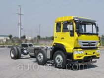 Sida Steyr ZZ3251H30CGD1 dump truck chassis