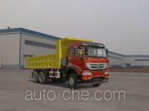斯达-斯太尔牌ZZ3251M3841D1型自卸汽车