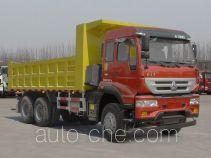 Sida Steyr ZZ3251M4241D1 dump truck