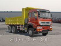 Sida Steyr ZZ3251M4441D1 dump truck