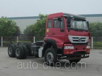 Sida Steyr ZZ3251N324GE1 dump truck chassis