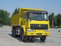 斯达-斯太尔牌ZZ3251N3641D1型自卸汽车