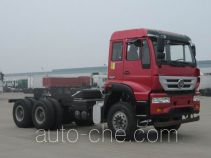Sida Steyr ZZ3251N364GE1 dump truck chassis