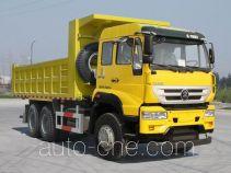 Sida Steyr ZZ3251N384GD1 dump truck