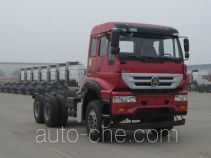 Sida Steyr ZZ3251N414GE1 dump truck chassis