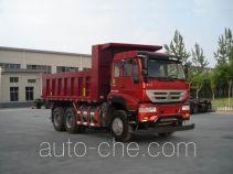 斯达-斯太尔牌ZZ3251N4241E1L型自卸汽车