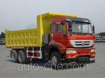 斯达-斯太尔牌ZZ3251N4441D1型自卸汽车
