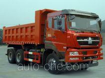斯达-斯太尔牌ZZ3253N3641D1N型自卸汽车