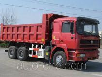 斯达-斯太尔牌ZZ3253N3841D1型自卸汽车