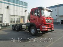 Sida Steyr ZZ3253N3841E1N dump truck chassis